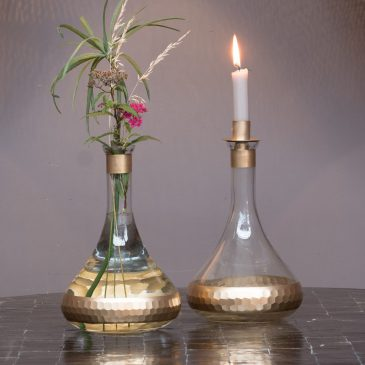 Reflexions Candle Holder L