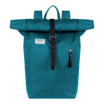 Sandqvist Dante Backpack Petrol Blue