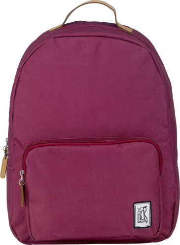 The Pack Society Classic Rugzak - Burgundy