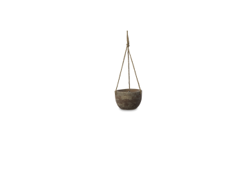 Affiti Clay Hanging Planter