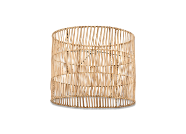 Banso Wicker Lampshade