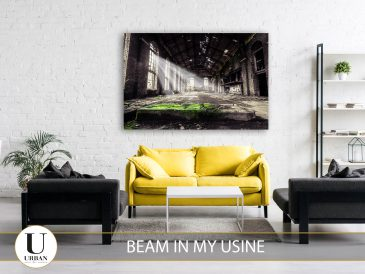 Beam in my Usine