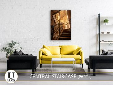 Central Staircase Part 1