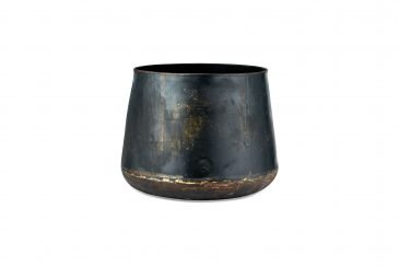 Endo Reclaimed Iron Planter Varies (Recycled