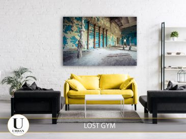 Lost Gym Place