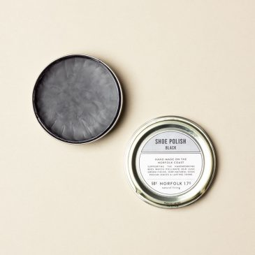 Natural Black Shoe Polish