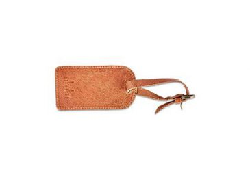 Namba Luggage Tag Chestnut
