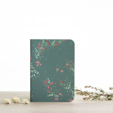 A6 Notebook - Octave  - Ruled Pages