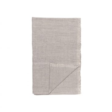 Table Runner Mid Grey