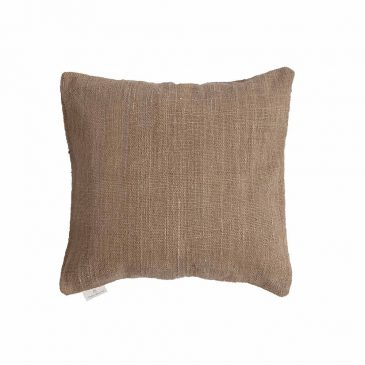 Cushion Handwoven Light Brown