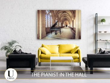 The Pianist in the Hall