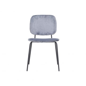 Chair, Comma, Grey
