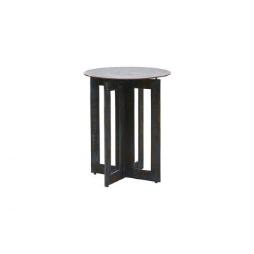 Side table, Frame, Antiek bruin