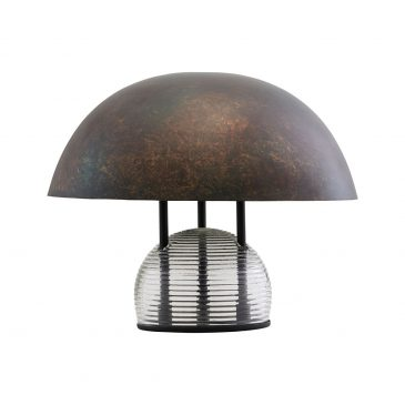 Table lamp, Umbra, Antique brown, E27, Max 25 W, 2.5 m cable