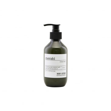 Bodylotion, Linen dew