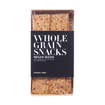 Wholegrain Crackers - Mixed Seeds