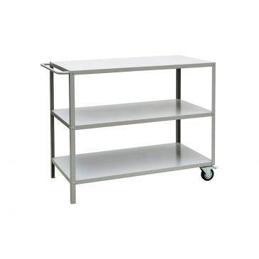 Display - Trolley Table, Grijs