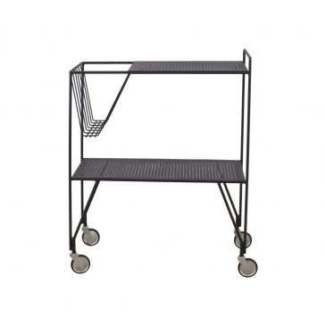 Trolley, Use, Zwart