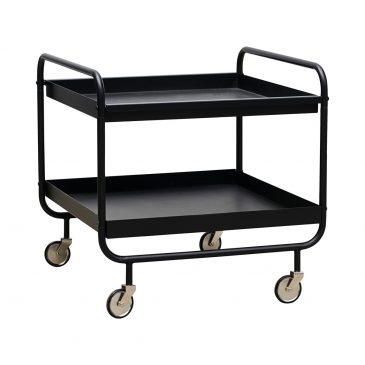 Trolley, Roll, Zwart