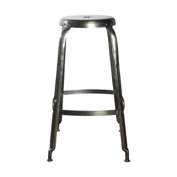 Stoel/hocker, Define, Gunmetal