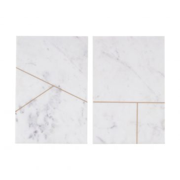 Tafel, Marble, Wit marmer