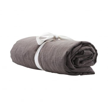 Tablecloth, By, Grey